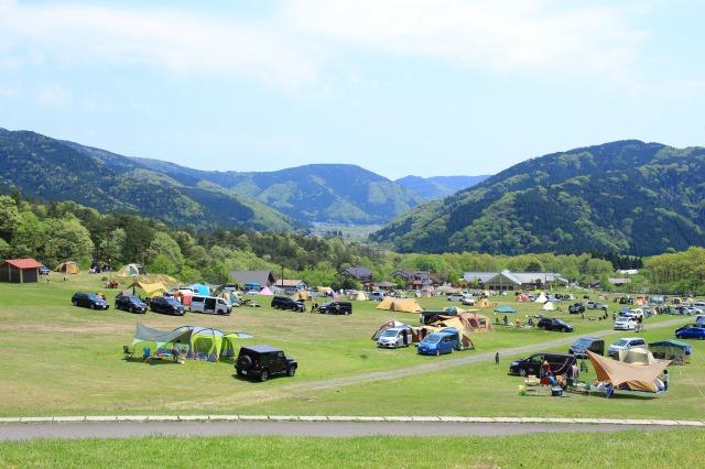 マキノ高原 キャンプ場