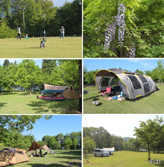 田沢湖オートキャンプ場「縄文の森たざわこ」