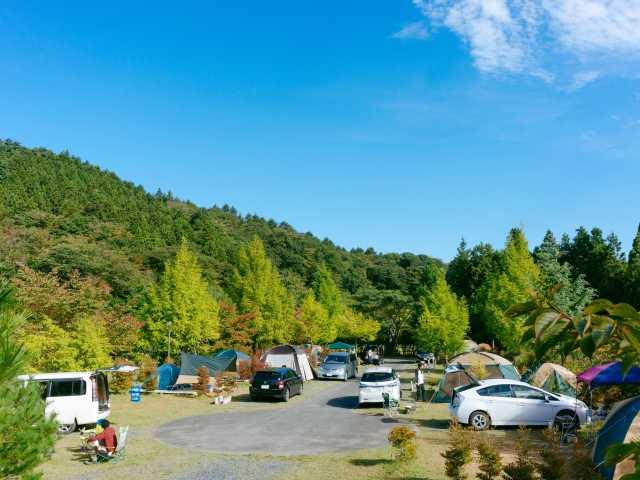 登米森林公園キャンプ場