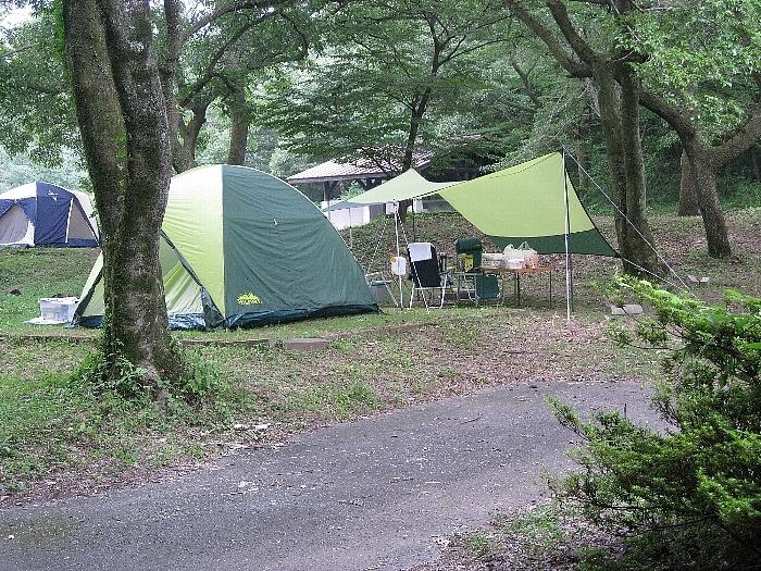 休暇村南阿蘇ファミリーオートキャンプ場