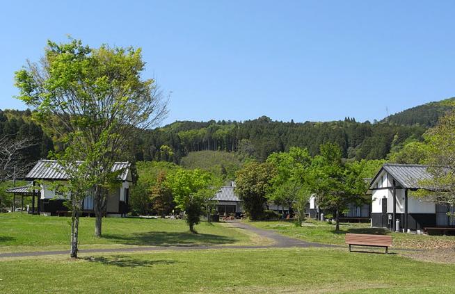 川原自然公園キャンプ場