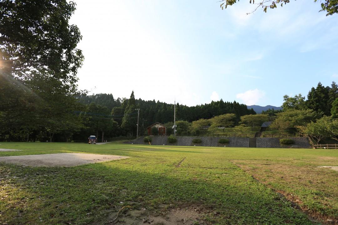 吉野山園地キャンプ場