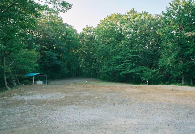 パディントンベア・キャンプグラウンド