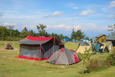 南信州広域公園うるぎ星の森オートキャンプ場