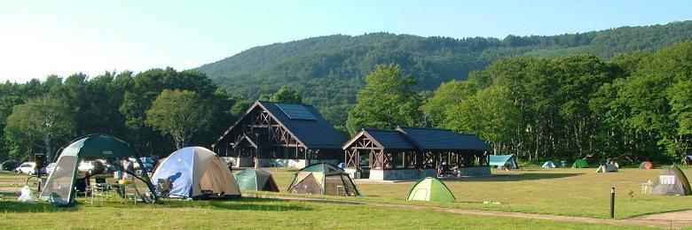 酸ケ湯キャンプ場