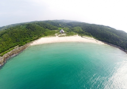 浦田海水浴場キャンプ場