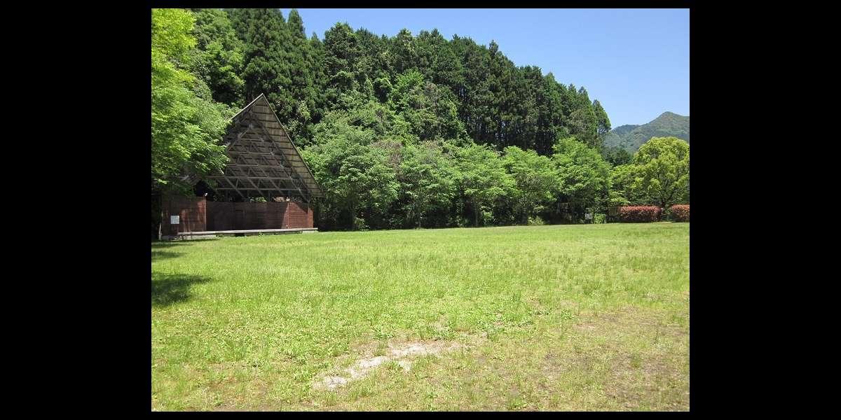 東峰村宝珠山岩屋キャンプ場