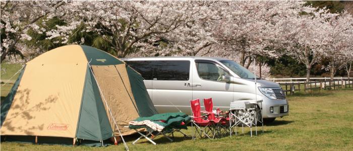 成田ゆめファミリーオートキャンプ場