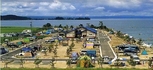 松島オートキャンプ場