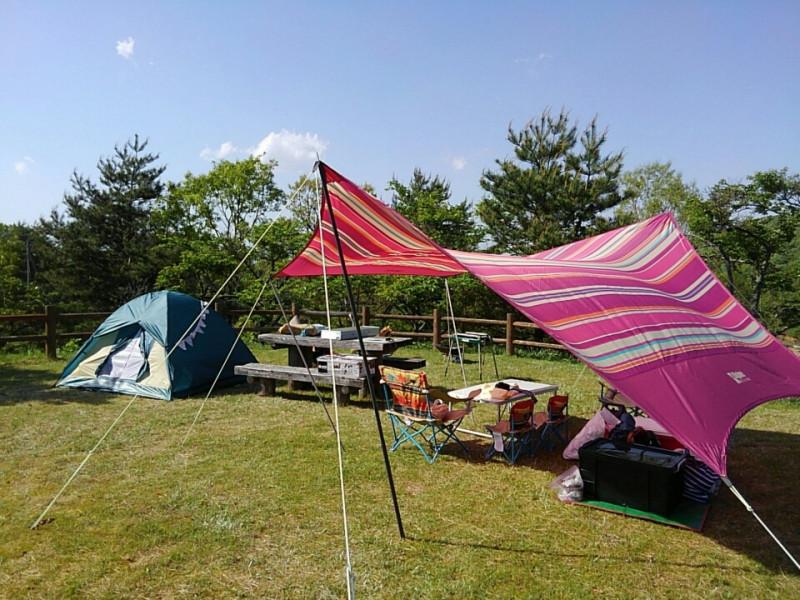 よかろうパークキャンプ場